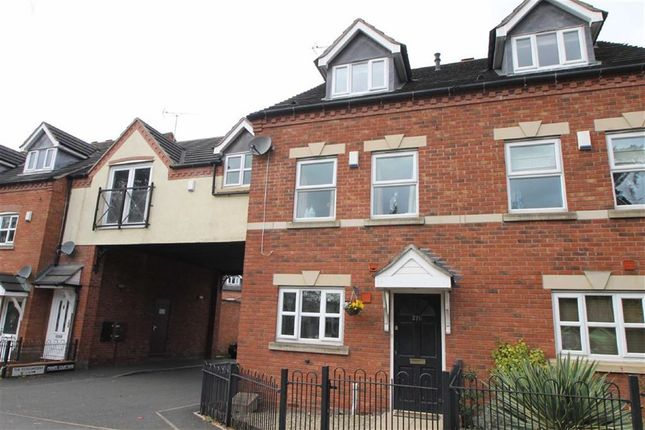 3 bed town house for sale in Hagley Road, Halesowen