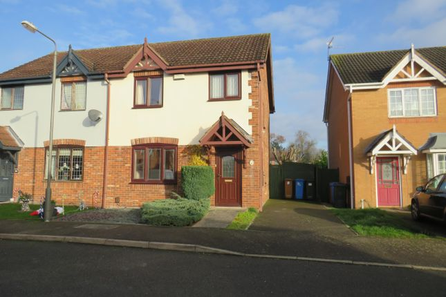 3 bed detached house to rent in Rossington Drive, Littleover, Derby DE23