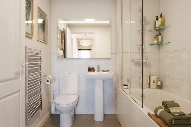 """Bathroom of """"Lauriston"""" at Berryden Road, Aberdeen AB25"""