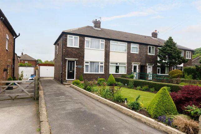 Thumbnail End terrace house for sale in Cambridge Grove, Otley