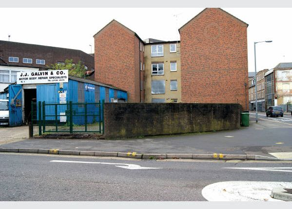 Thumbnail Land for sale in Melson Street, Luton