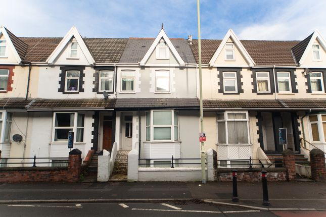 Thumbnail Terraced house for sale in Broadway, Treforest, Pontypridd