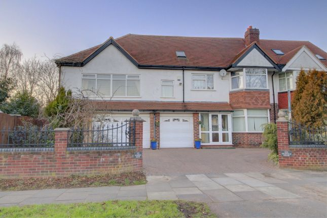 Semi-detached house for sale in Highfield Road, Hall Green, Birmingham