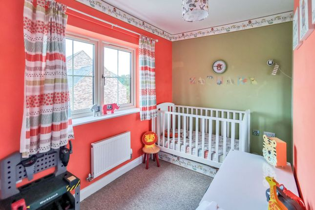 Bedroom Four of Abbottsford Way, Lincoln LN6