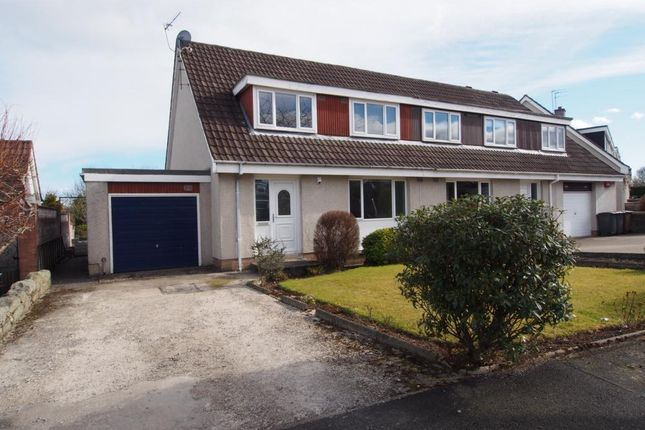 3 bed semi-detached house to rent in Woodend Crescent, Aberdeen AB15