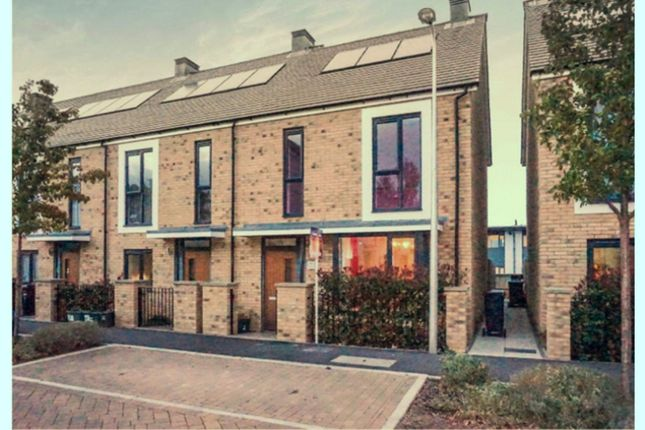 Thumbnail End terrace house for sale in Garland Avenue, Weston-Super-Mare