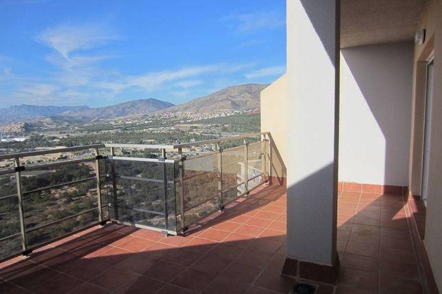 Thumbnail Apartment for sale in Via Parque, Benidorm, Spain