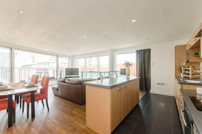Thumbnail Flat to rent in Balearic Apartments, Royal Docks