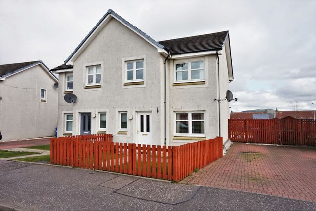 The Property of Allan Crescent, Dunfermline KY11
