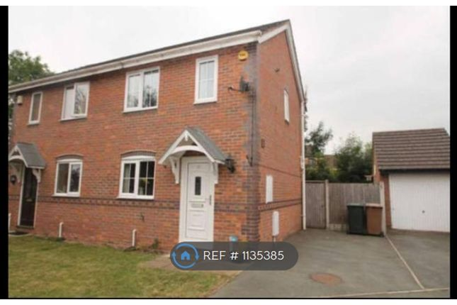 2 bed semi-detached house to rent in Ascot Road, Oswestry SY11