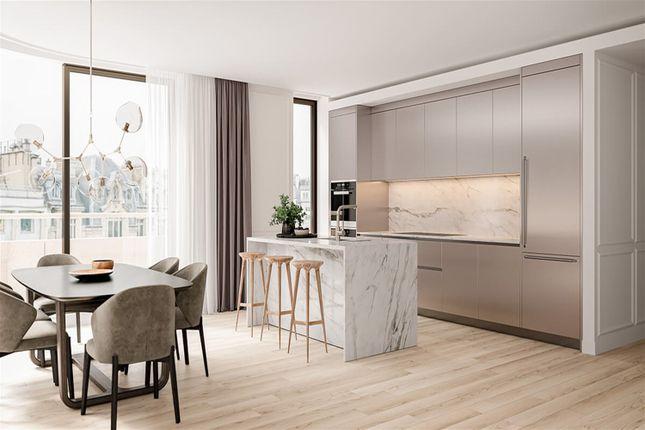 2 bed flat for sale in Moxon Street, London W1U