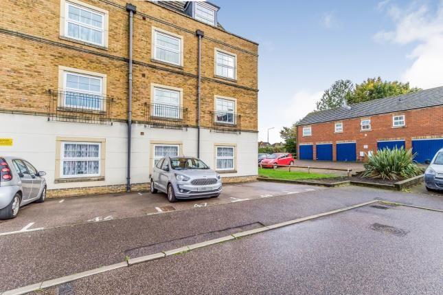 Parking of Sherlock House, Lynley Close, Maidstone, Kent ME15