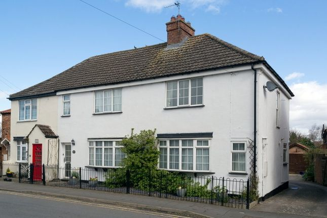Thumbnail Semi-detached house to rent in High Street, Scotter, North Lincolnshire