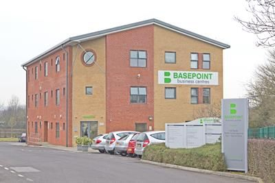 Thumbnail Office to let in Basepoint Business Centre, Caxton Close, East Portway Business Park, Andover, Hampshire
