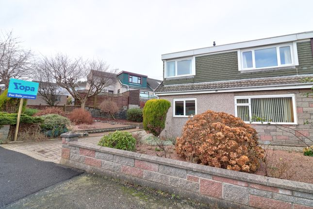 Thumbnail Semi-detached house for sale in Cameron Drive, Bridge Of Don, Aberdeen