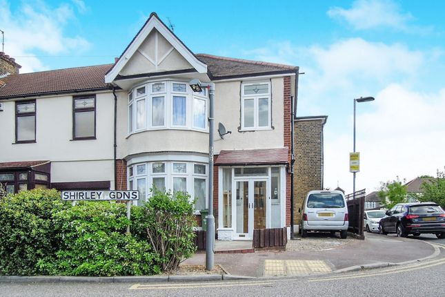 Thumbnail End terrace house for sale in Shirley Gardens, Barking