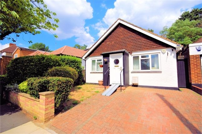 Thumbnail Detached bungalow for sale in Abercorn Road, Mill Hill