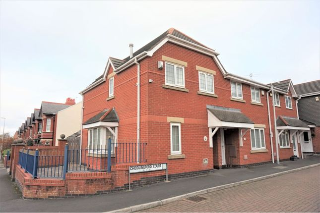 Thumbnail Semi-detached house to rent in Chiddlingford Court, Blackpool