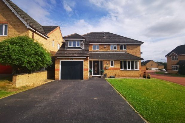 4 bed detached house to rent in Sudbury Drive, Sutton-In-Ashfield NG17