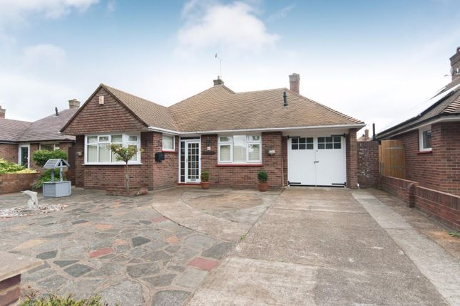 Thumbnail Detached bungalow for sale in Northdown Park Road, Margate