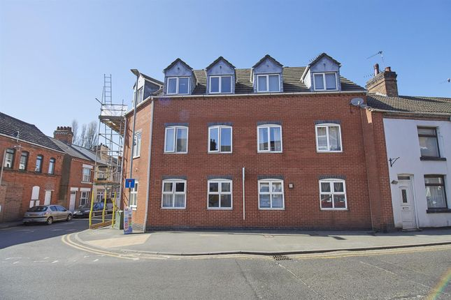 1 bed flat for sale in The Birches, The Barracks, Barwell, Leicester LE9
