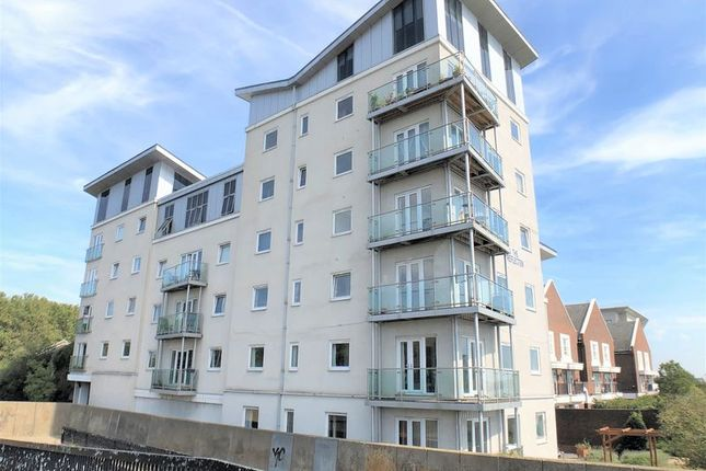 Thumbnail Flat to rent in The Reflection, Woolwich Manor Way, London
