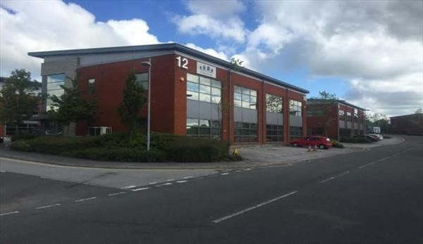 Thumbnail Office to let in Unit 12, The Village, Maisies Way, South Normanton, Alfreton