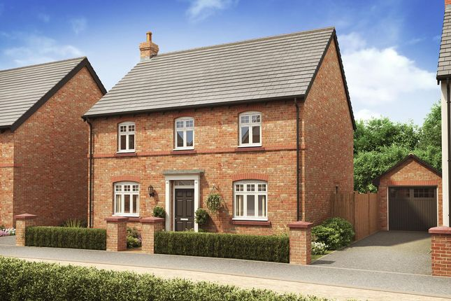 "Thumbnail Detached house for sale in ""Bradgate (Rural)"" at Tarporley Business Centre, Nantwich Road, Tarporley"