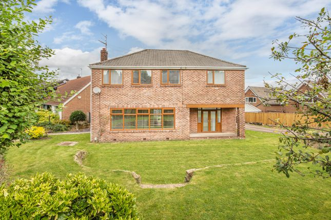 Thumbnail Detached house for sale in Frank Lane, Thornhill, Dewsbury