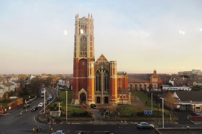 Thumbnail Flat to rent in Manchester Road, Southport