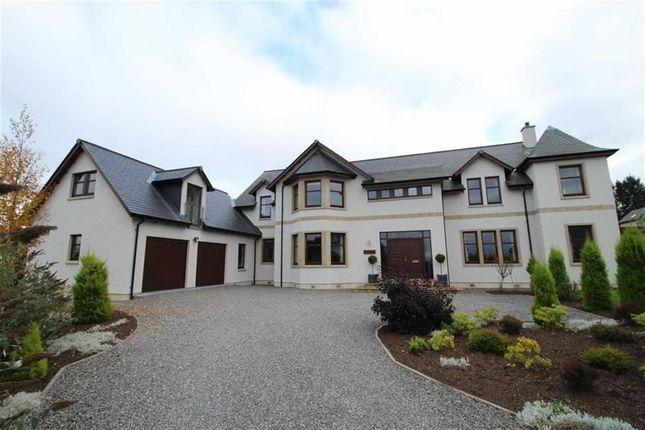 Thumbnail Detached house for sale in Bruaich House, Ardtower Road, Inverness