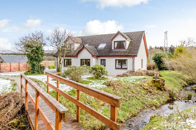 Thumbnail Detached house for sale in Auchterawe, Fort Augustus, Inverness-Shire
