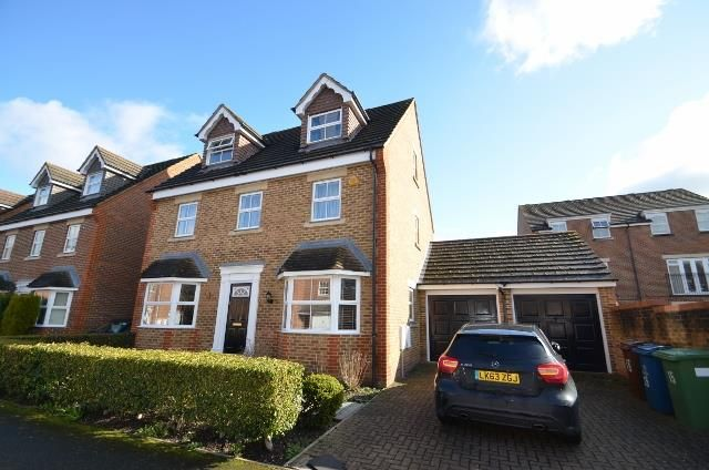 Thumbnail Detached house for sale in Stirling Avenue, Pinner
