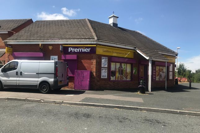 Thumbnail Commercial property for sale in Saddlers Close, Halesowen
