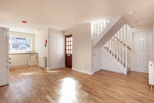 Thumbnail Detached house to rent in Bughtlin Green, Edinburgh