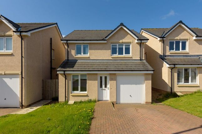Thumbnail Detached house for sale in 21 South Quarry Avenue, Gorebridge