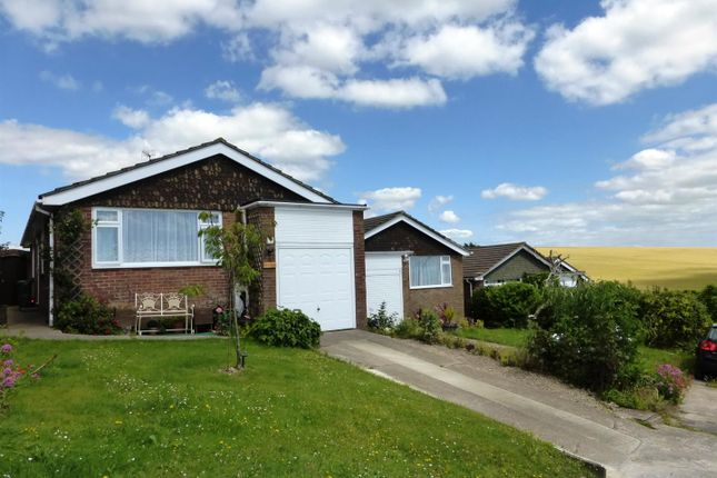 3 bed detached bungalow for sale in Howey Close, Newhaven