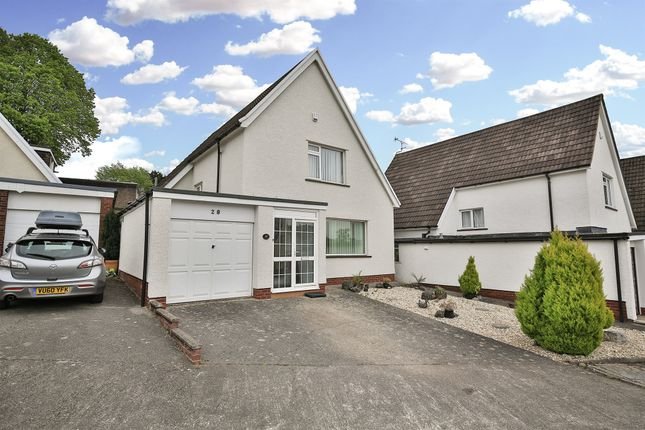 Detached house for sale in North Rise, Llanishen, Cardiff
