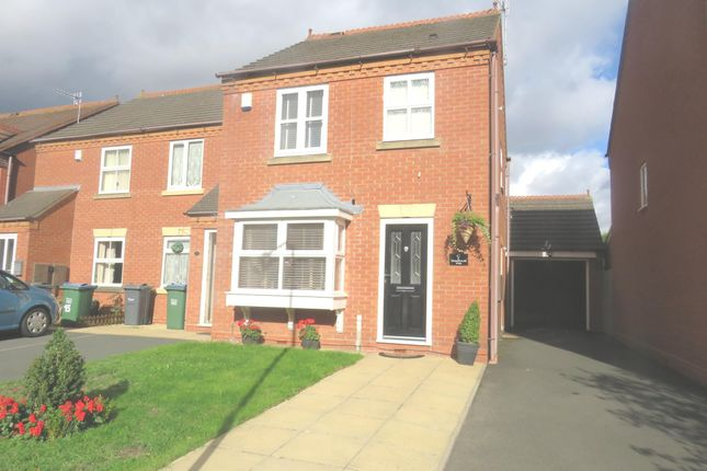 Thumbnail Semi-detached house for sale in Woodhouse Way, Cradley Heath