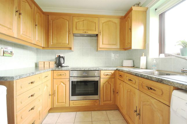 Thumbnail Detached bungalow for sale in Birkdale Drive, Walton, Chesterfield
