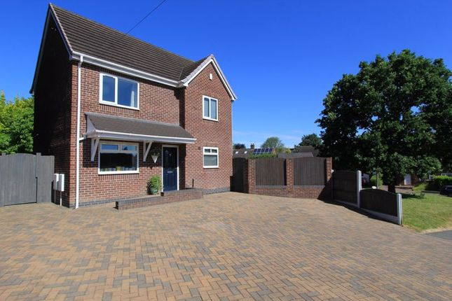 Thumbnail Detached house for sale in Clayton Lane, Clayton, Newcastle-Under-Lyme