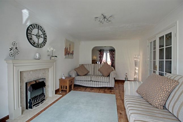 Thumbnail Detached house for sale in Ward Road, Clipstone Village, Mansfield, Nottinghamshire