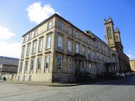 Thumbnail Flat to rent in Lynedoch Street, Glasgow