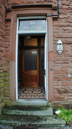 Thumbnail Detached house for sale in The Craig, 44 Abercromby Road, Castle Douglas