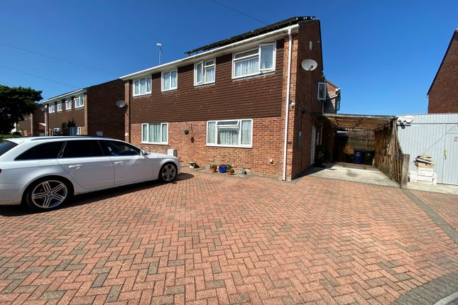Thumbnail Semi-detached house for sale in Chestnut Way, Gillingham