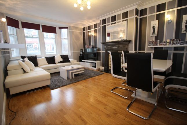 Thumbnail Flat to rent in Ormonde Mansions, Southampton Row, London