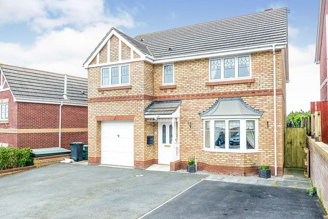 Thumbnail Detached house for sale in Hesketh Road, Old Colwyn, Colwyn Bay, Conwy