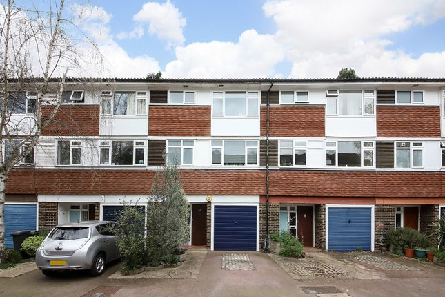 Thumbnail Town house for sale in Pymers Mead, Dulwich, London