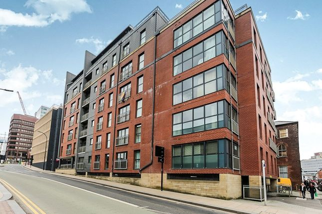 1 bed flat to rent in Furnival Street, Sheffield