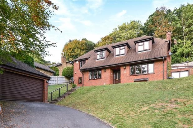 Thumbnail Detached house for sale in Hillside Road, Penn, Buckinghamshire